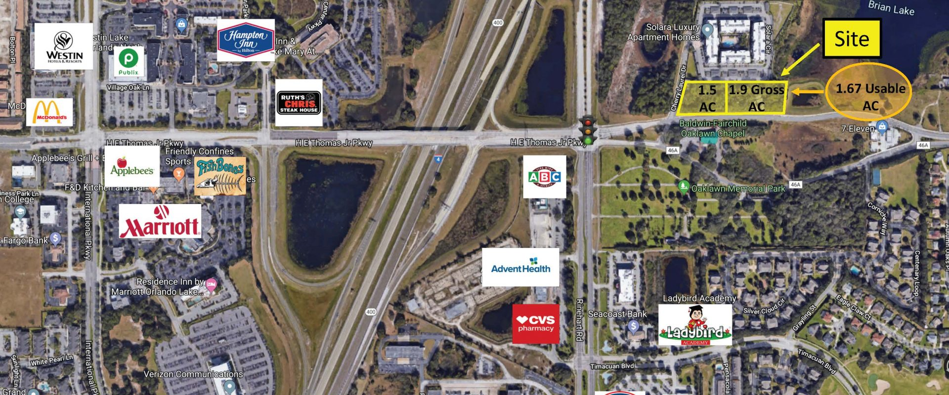 46A Prime Land – Retail Corner for Lease